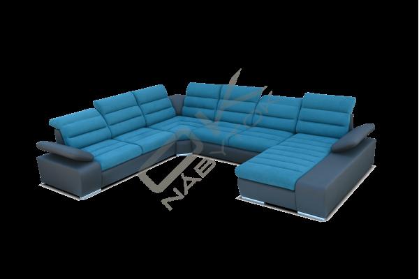 """Luxusná sedacia súprava KORFU III """"Mega akcia"""""""
