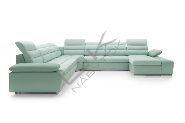 Luxusná sedacia súprava KORFU IV - široký výber farieb