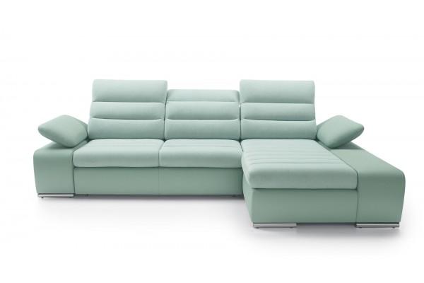 Luxusná sedacia súprava KORFU - široký výber farieb