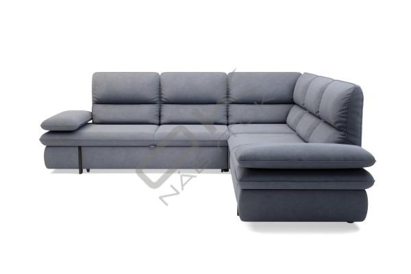 Luxusná sedacia súprava MORRIS - sivá