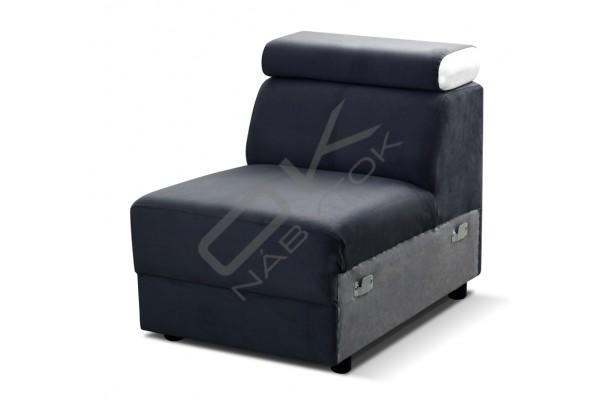 Univerzálna rohová sedacia súprava SEGORIA (B+2+R+2+B) - široký výber farieb