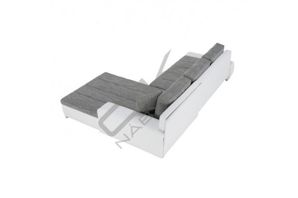 FENIX Rohová univerzálna sedacia súprava TONIKS - široký výber farieb