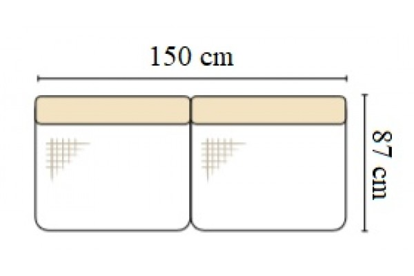 MODUL BARELLO 3S s úložným priestorom