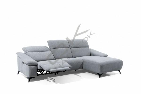 Rohová sedačka GAPPA s funkciou RELAX - široký výber farieb