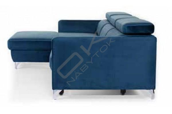 Rohová sedacia súprava MAROZZO MALÝ ROH