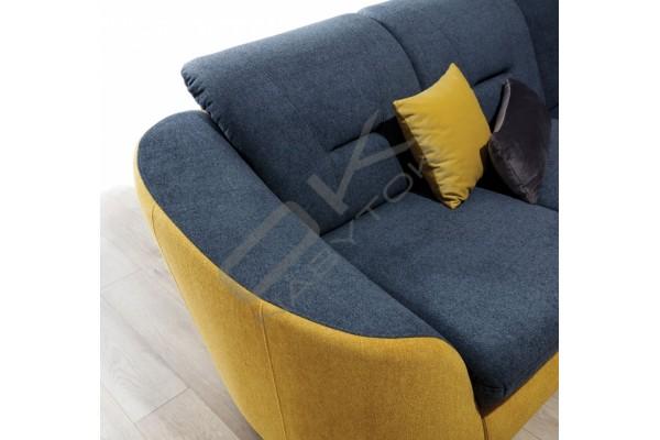 Rohová sedačka VASTO - široký výber farieb