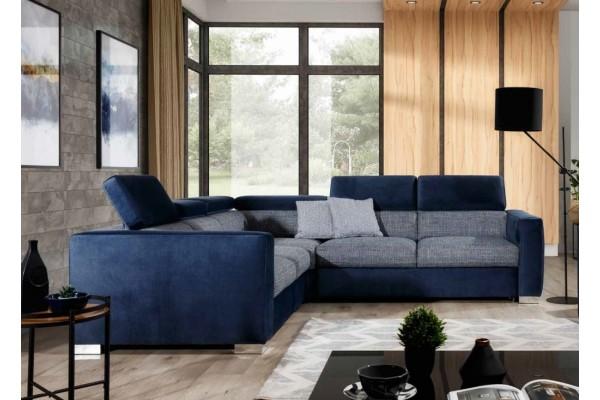 Rohová sedačka VENTO - široký výber farieb