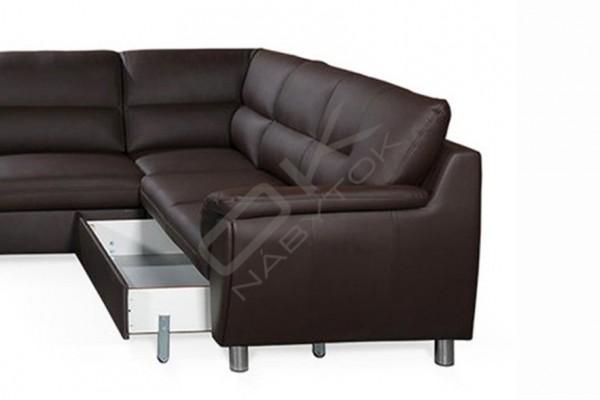 Luxusná rohová sedacia súprava AMIGO U