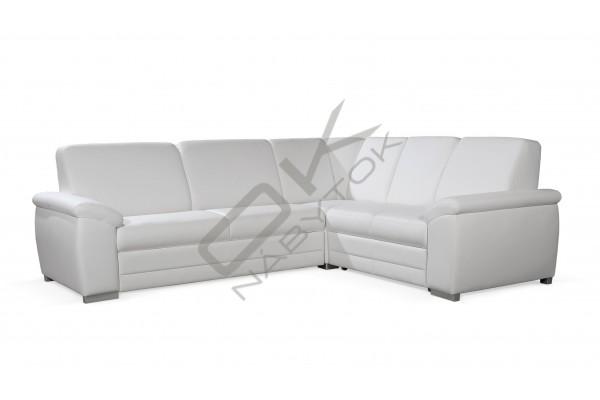 Rohová sedacia súprava BARELLO XL, s funkciou rozkladania a úložným priestorom