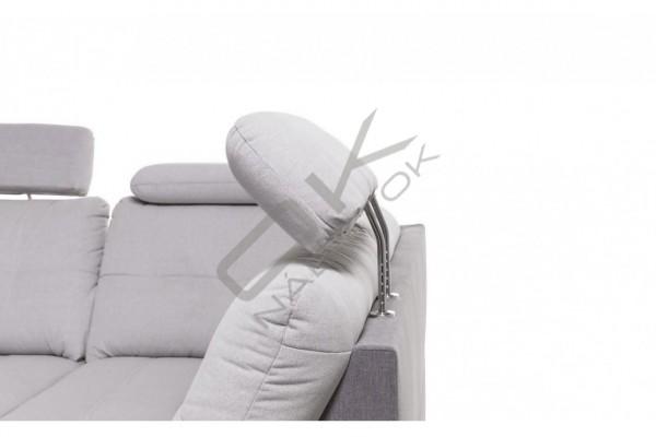 Rohová sedacia súprava CREMONA VEĽKÝ ROH