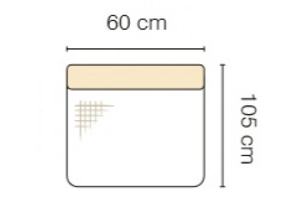 MODUL GENOVA 60 RECLINER s funkciou elektrického polohovania