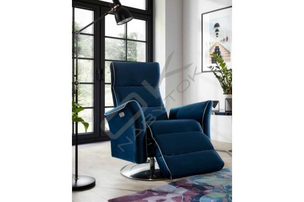 Relaxačné kreslo LIVO s funkciou relax - široký výber farieb