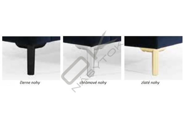 Rohová sedačka SANTONIO - široký výber farieb