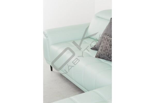 WERSAL Kožená rohová sedacia súprava CALVARO L - široký výber farieb