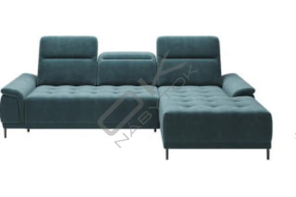 WERSAL Luxusná rohová sedacia súprava CALVARO MINI - široký výber farieb