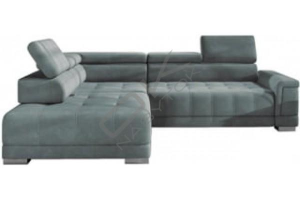 WERSAL Luxusná rohová sedacia súprava CAMPO L - široký výber farieb