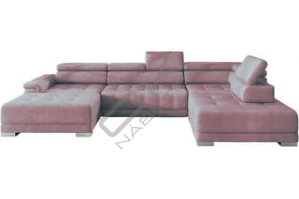 WERSAL Luxusná sedacia súprava CAMPO XL - široký výber farieb