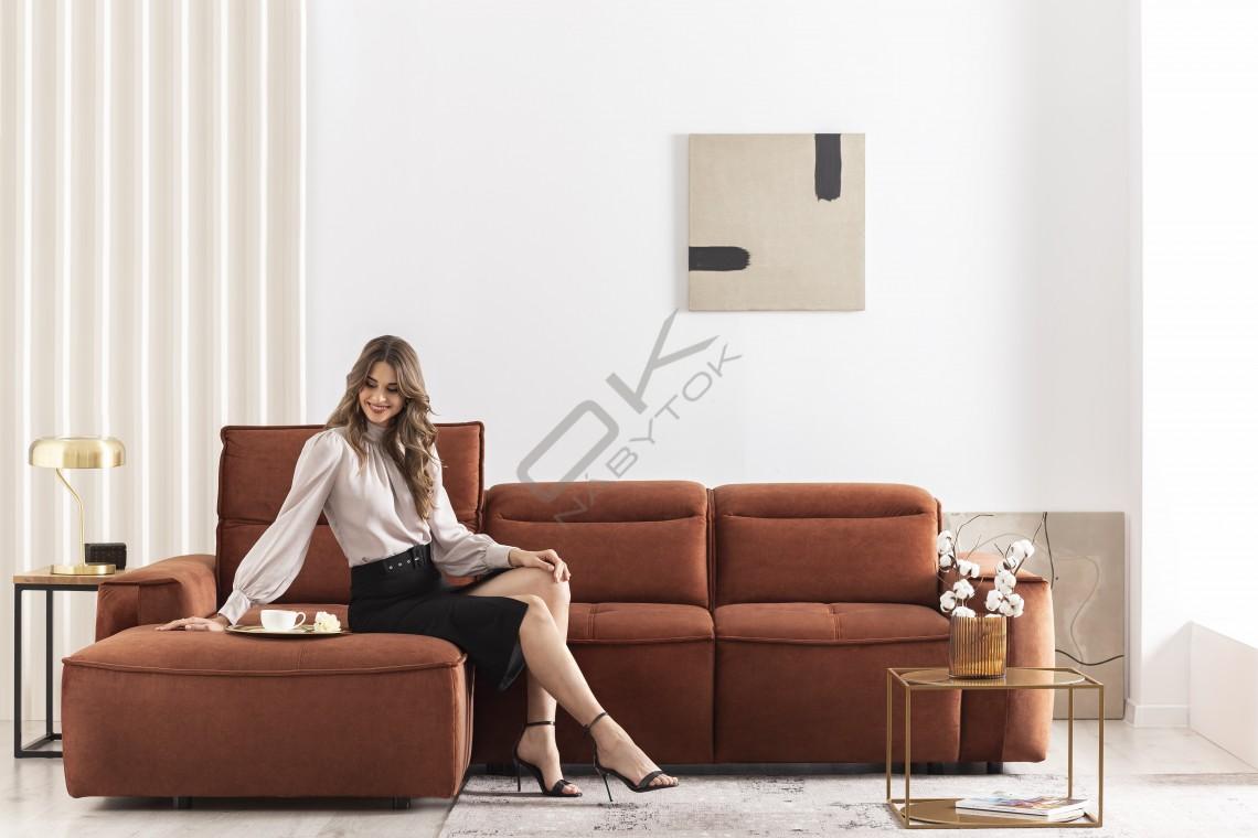 WERSAL Luxusná sedacia súprava COLOMBO MINI - široký výber farieb