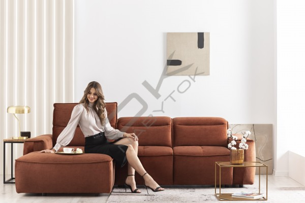 "WERSAL Luxusná sedacia súprava COLOMBO MINI ""Mega akcia"""