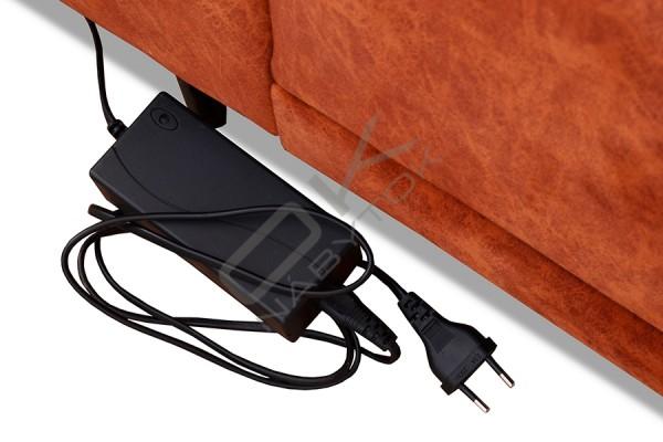 WERSAL Kožená rohová sedacia súprava FOCUS L - široký výber farieb