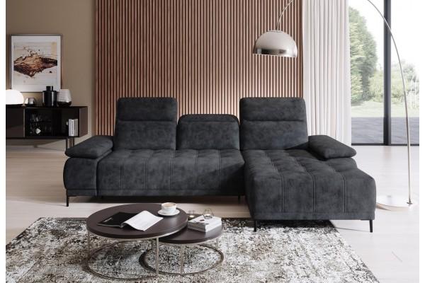 WERSAL Luxusná rohová sedacia súprava FOCUS MINI - široký výber farieb