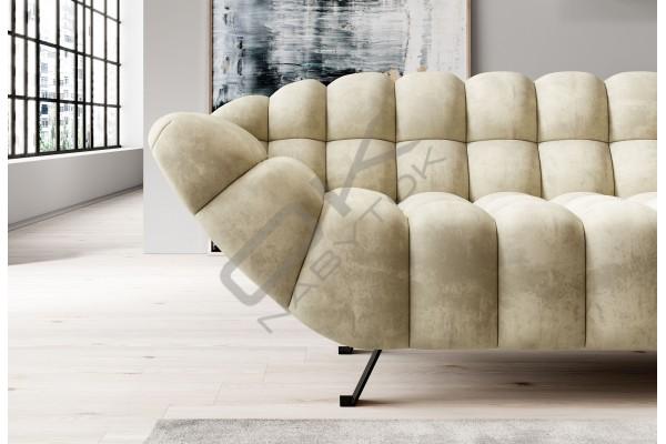 WERSAL Luxusná rohová sedacia súprava LIQUID - široký výber farieb