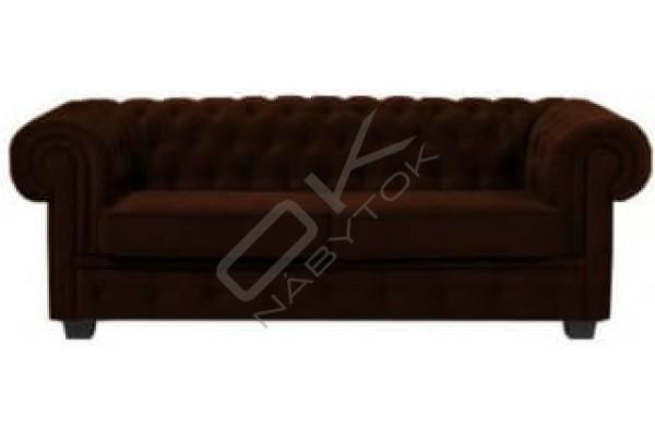 WERSAL Kožená sedacia zostava MANCHESTER 3F+2 - široký výber farieb