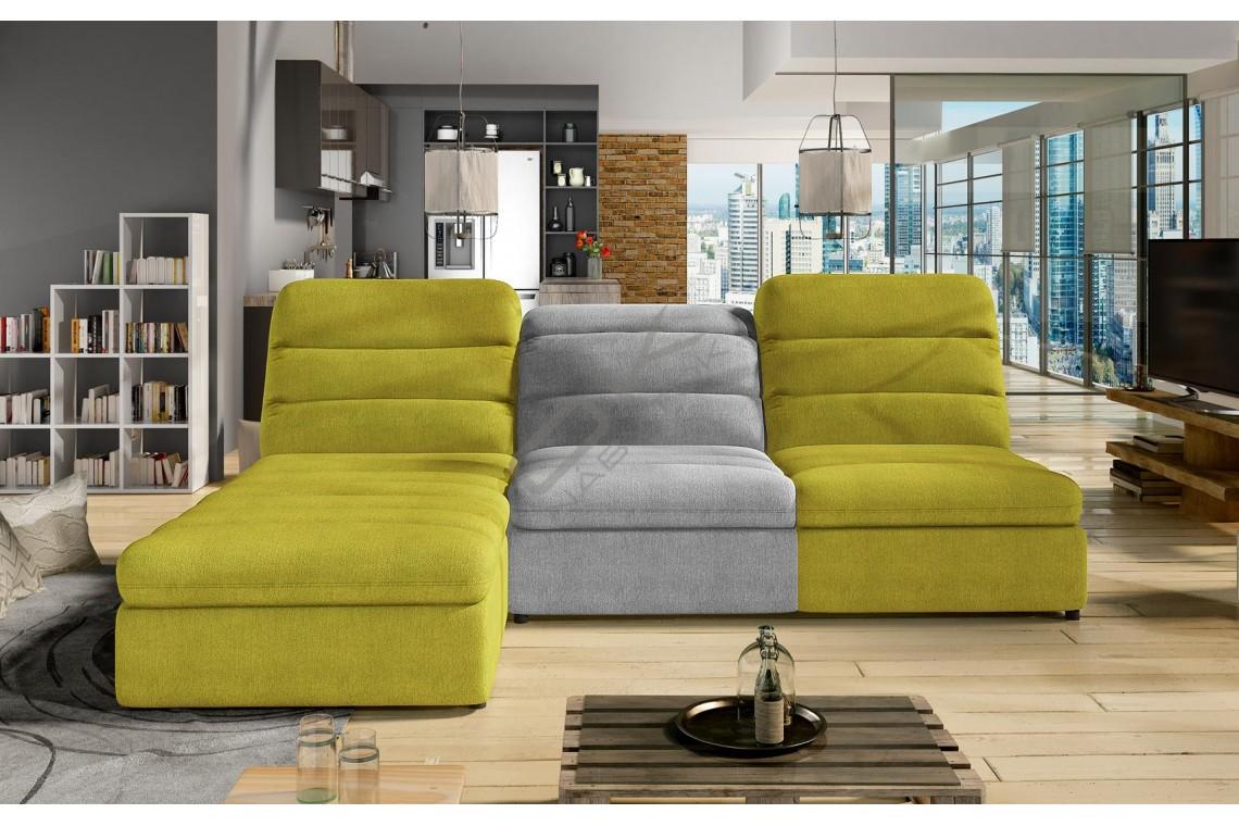 WERSAL Rohová sedacia súprava MODEO MINI - široký výber farieb
