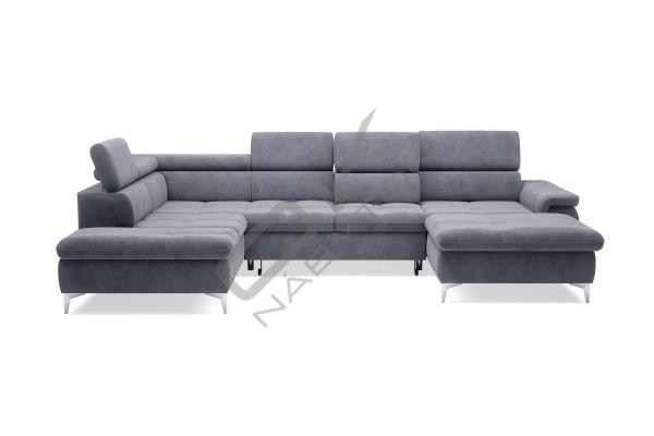 WERSAL Rozkladacia sedacia súprava MONK XL - široký výber farieb