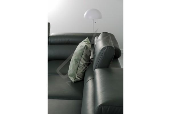 WERSAL Kožená sedacia súprava PHOENIX XL - široký výber farieb