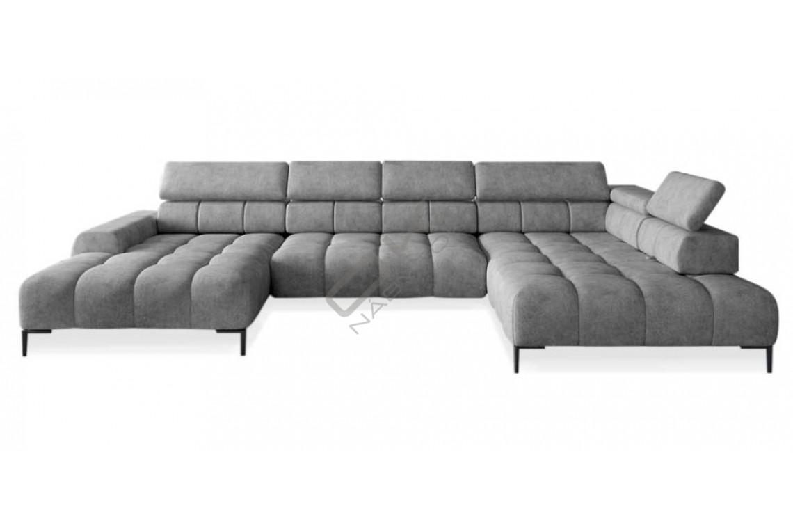 SKLADOM Luxusná sedacia súprava PLAZA XL v látke Water repellent