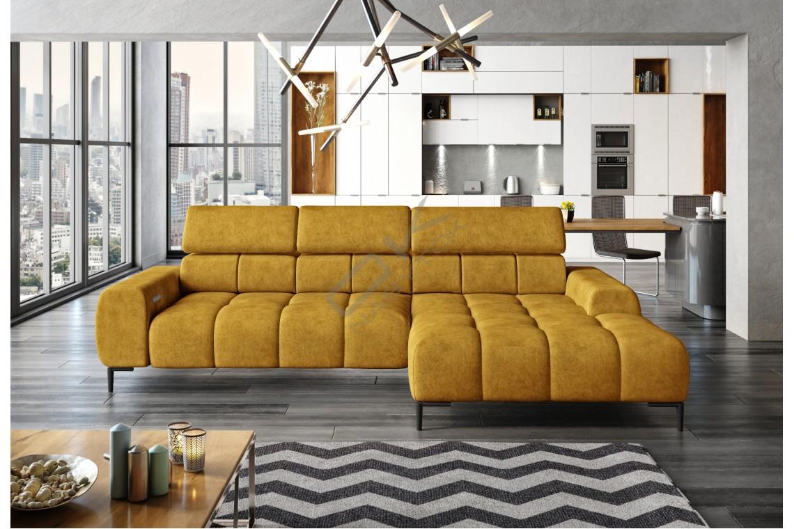 WERSAL Luxusná sedacia súprava PLAZA MINI - široký výber farieb