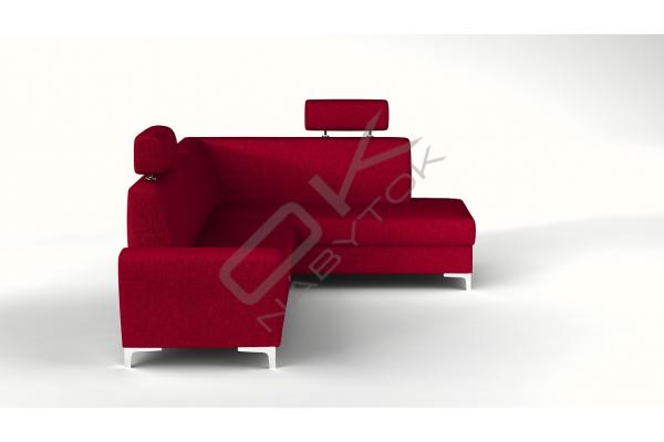 WERSAL Rozkladacia rohová sedacia súprava RINO - široký výber farieb