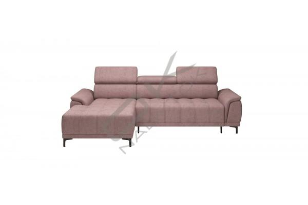 WERSAL Rohová sedacia súprava SANDRO MINI - široký výber farieb