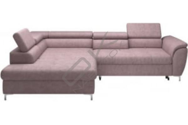 WERSAL Luxusná rozkladacia rohová sedacia súprava TEMPO - široký výber farieb