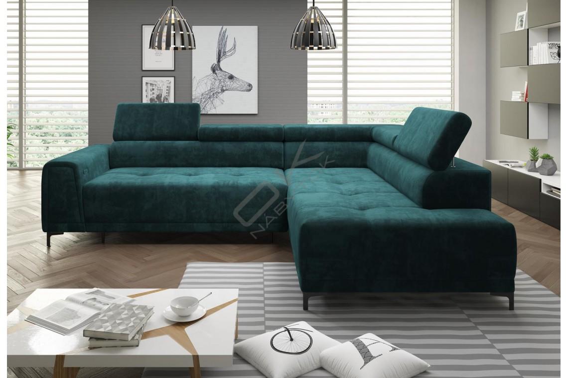 WERSAL Moderná sedacia súprava VOLTA L - široký výber farieb